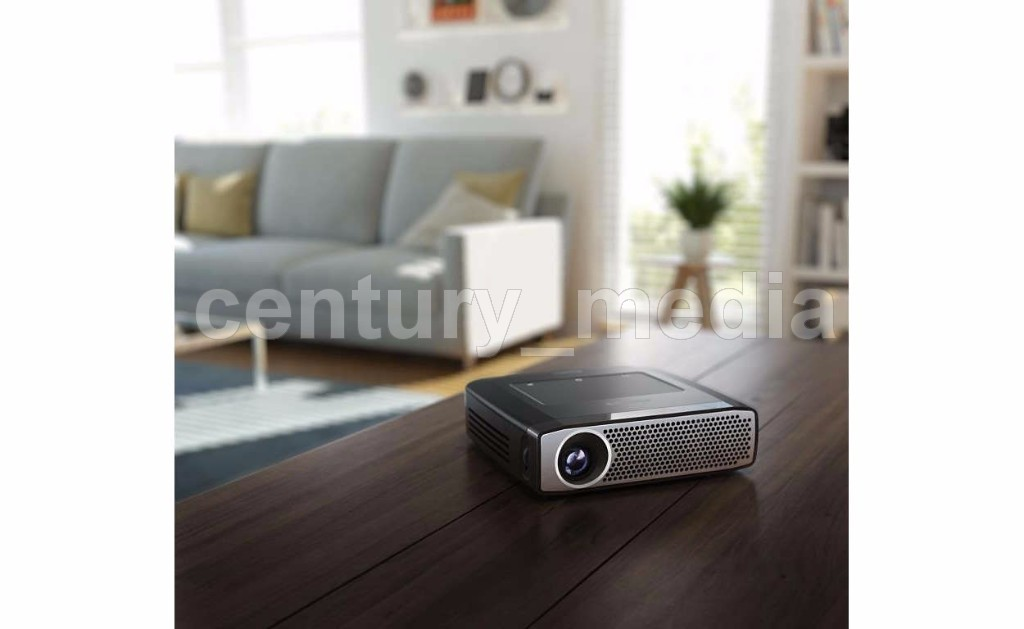 Philip PicoPix PPX 4935 - 350 Ansi Lumens WIFI Bluetooth & Miracast to Smart Phone