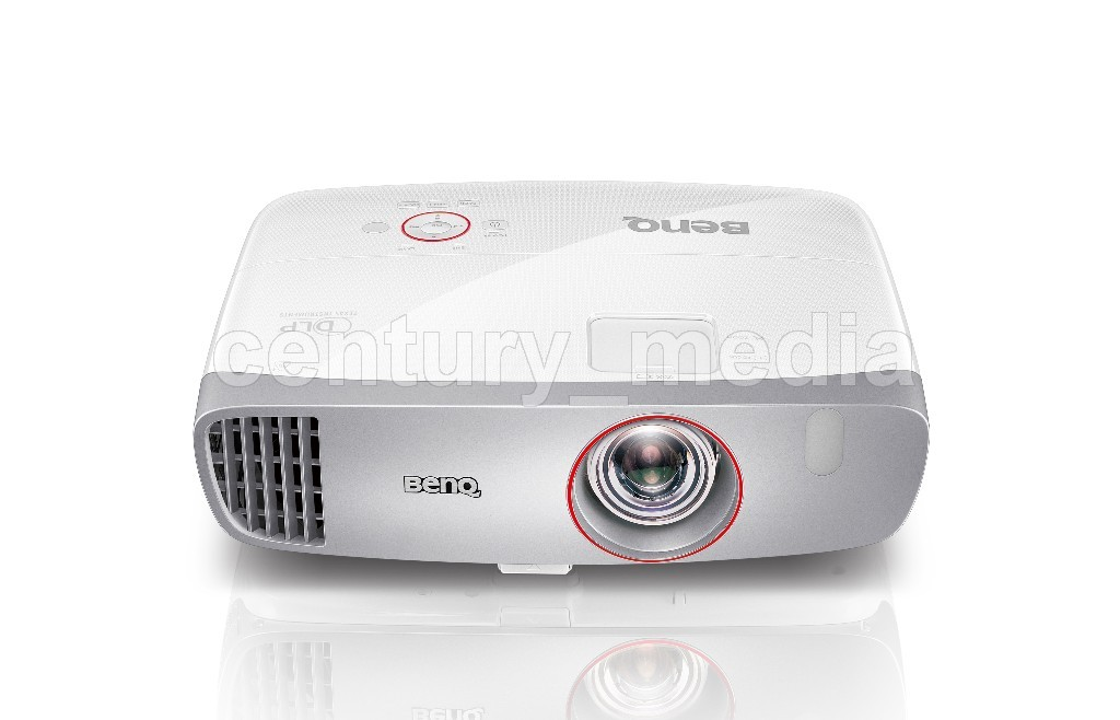 BenQ Home Cinema W1210ST [ 2200 Ansi Lumens, FULL HD ]