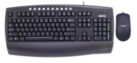 :: BenQ Desktop media+mouse M106P ::